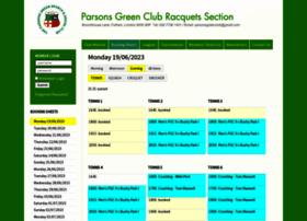 Parsonsgreen.mycourts.co.uk
