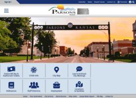 parsonsks.com
