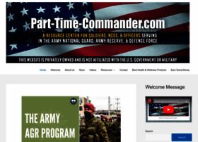 part-time-commander.com