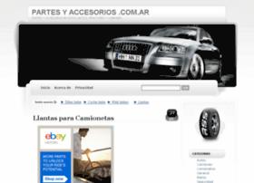 partesyaccesorios.com.ar
