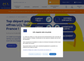 particuliers.secure.lcl.fr