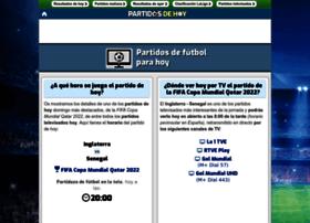 partidos-de-hoy.com