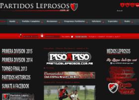 partidosleprosos.com.ar