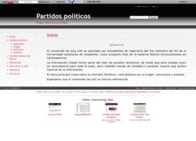 partidospoliticos.wikidot.com