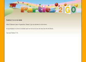 parties2go.com.au