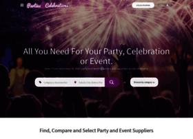 partiesandcelebrations.com.au