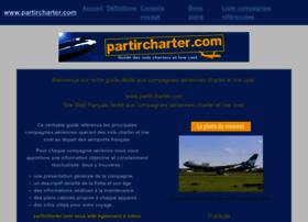 partircharter.com