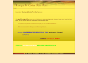 partition-guitare-tablature.com