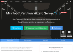 Partitionmanagerserver.com