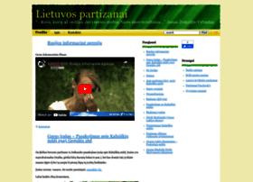 partizanai.info