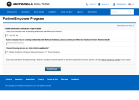 partnerapply.motorolasolutions.com