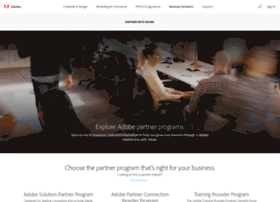 Partners.adobe.com