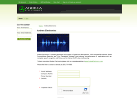 partners.andreaelectronics.com
