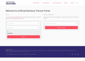 partners.artificial-solutions.com