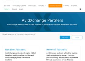 partners.avidxchange.com