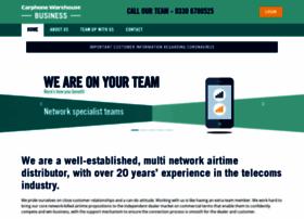 partners.carphonewarehouse.com