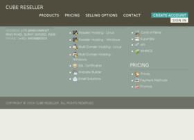 partners.cubereseller.com