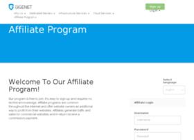 partners.gigenet.com