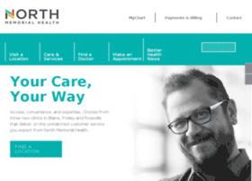 partners.northmemorial.com