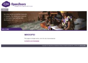 partners.opendoorsuk.org