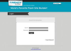 Partners.trendyflash.com