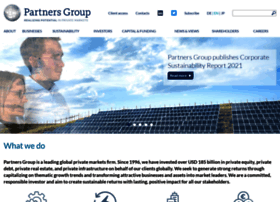 partnersgroup.com