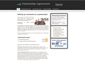 partnership-agreement.co.uk