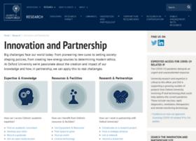 partnership.ox.ac.uk