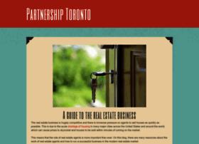 partnershiptoronto.com