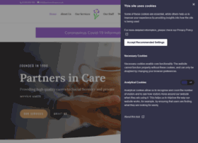 partnersincare.co.uk