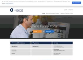 partnerzone.lumenis.com