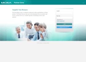 partnerzone.moxa.com