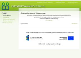 partnerzy-w-nauce.us.edu.pl