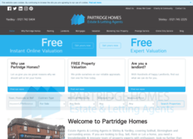 partridge-homes.co.uk