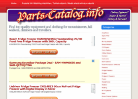 parts-catalog.info