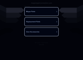 parts-catalog.moparrepairconnection.com