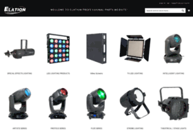 parts.elationlighting.com