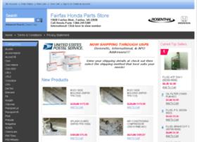parts.fairfaxhonda.com