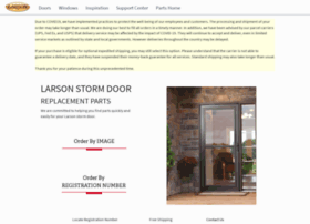 parts.larsondoors.com