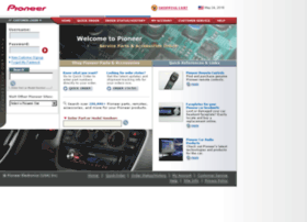 parts.pioneerelectronics.com