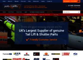 parts4taillifts.com