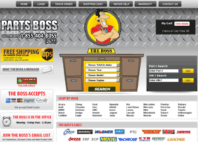 partsbossonline.com