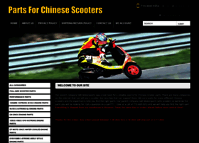 partsforchinesescooters.com