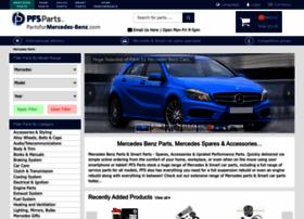 partsformercedes-benz.com