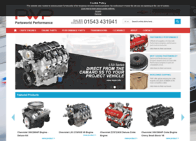 partsworldperformance.com
