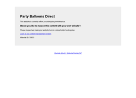 partyballoonsdirect.co.nz