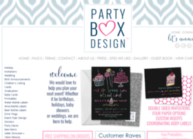 partyboxdesign.com