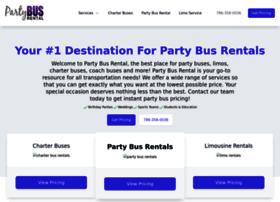 partybus-rental.net