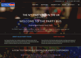 partybus.co.uk