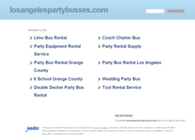 partybus.losangelespartybusses.com